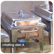 Stainless steel Chafing