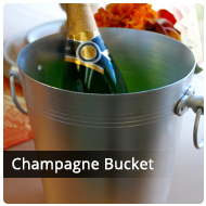 Champagne Bucket (Brushed Nickel)