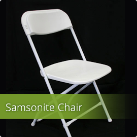 Samosonite Folding Chairs