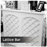 Wood Lattice Bar