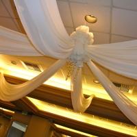 Haz fabric draping