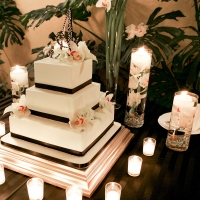 Haz Cake Display