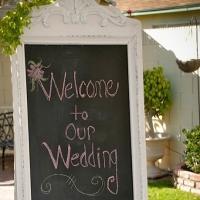 Haz Welcome Sign