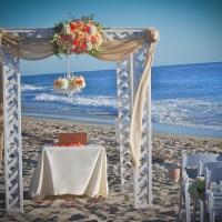 Seaside Bridal Open Canopy