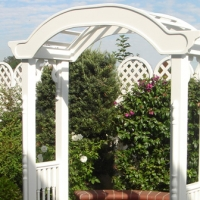 Haz Wedding Arbor