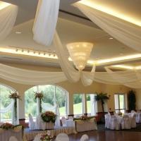 Haz Ballroom with Fabric Draping