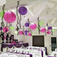 Haz Rental Center Party Decor