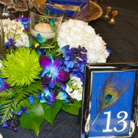 Custom Centerpiece Decor by Haz Rental Center