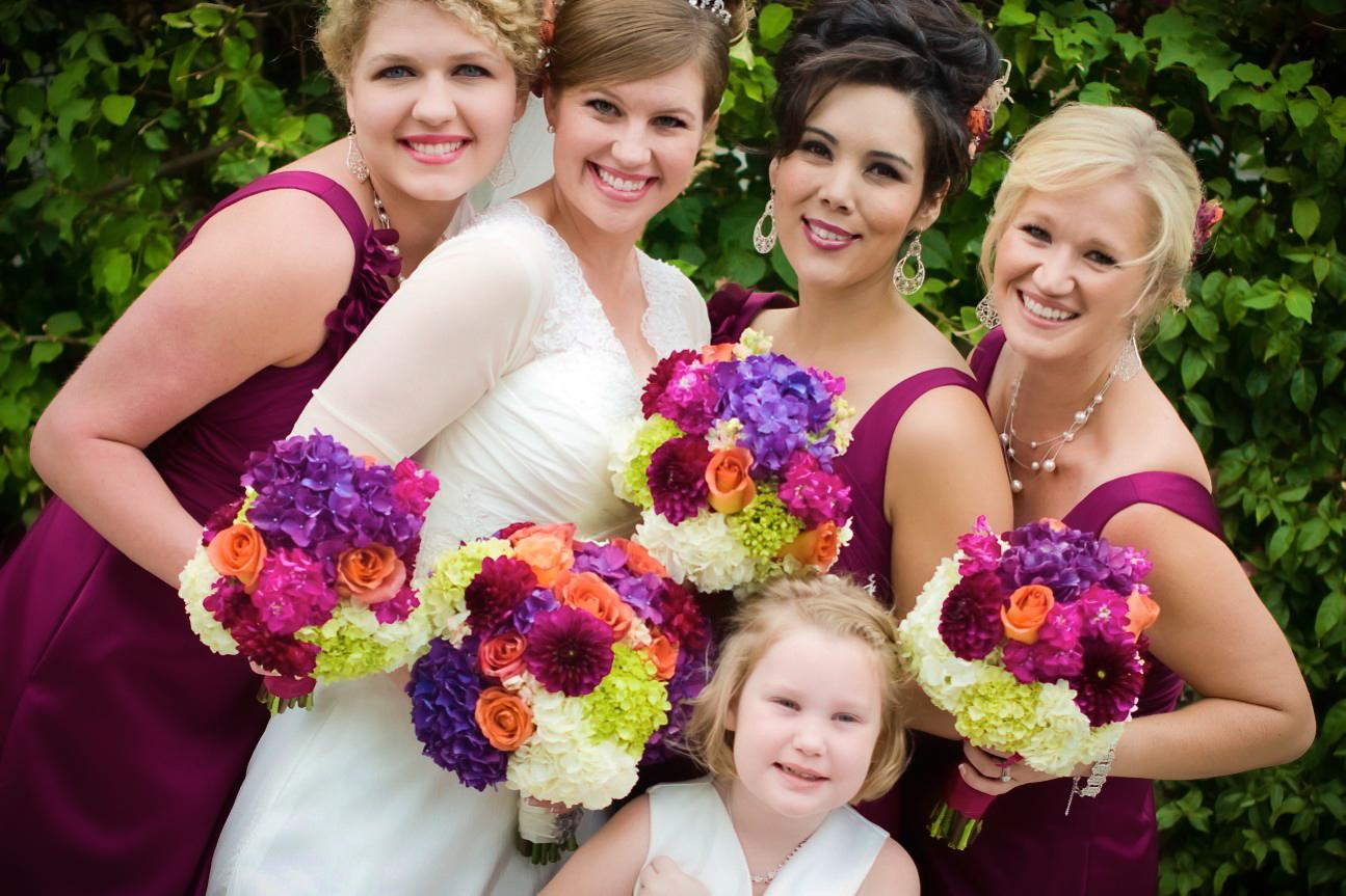 HAZ Custom Bridal Florals