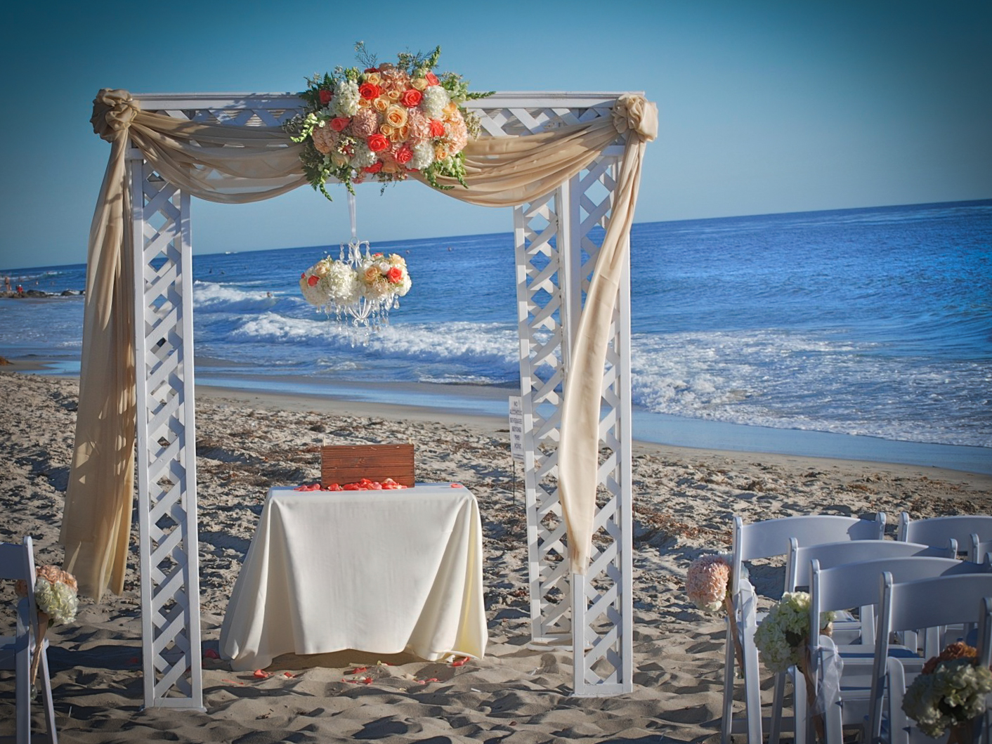 Seaside Bridal Open Canopy