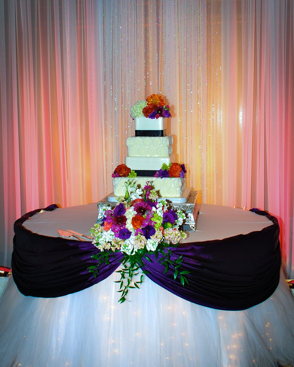 Haz Rental Center -  Cake Display