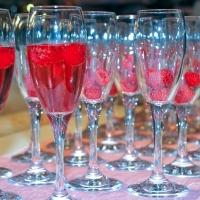 Haz Rental Center -  Champagne Glasses