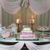 Haz Rental Center Cake Display