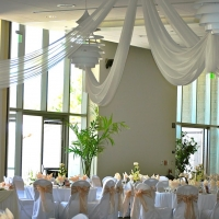Custom Fabric Draping