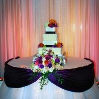 Haz Rental Center -  Cake Display