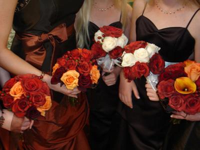 Bridal Party Florals