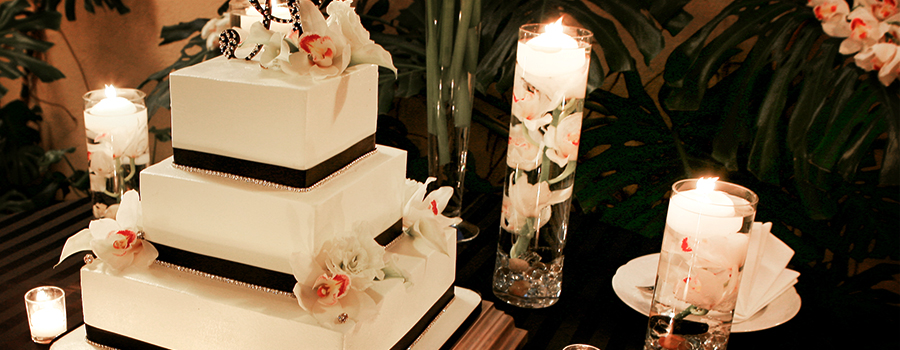 Cake Decor and Centerpiece lighting