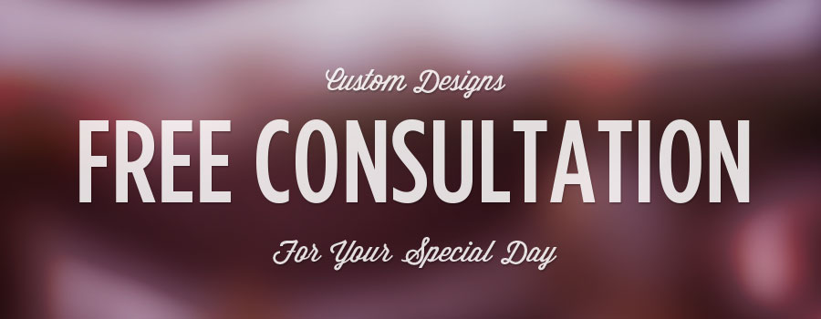 Haz Rental Custom Designs - Free Consultation for your special day!`